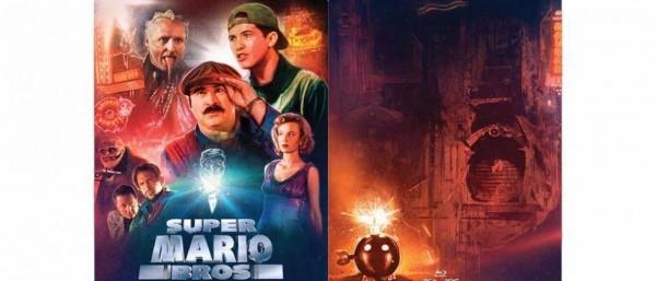 《超级马里奥兄弟》真人电影铁盒限量蓝光版将发售