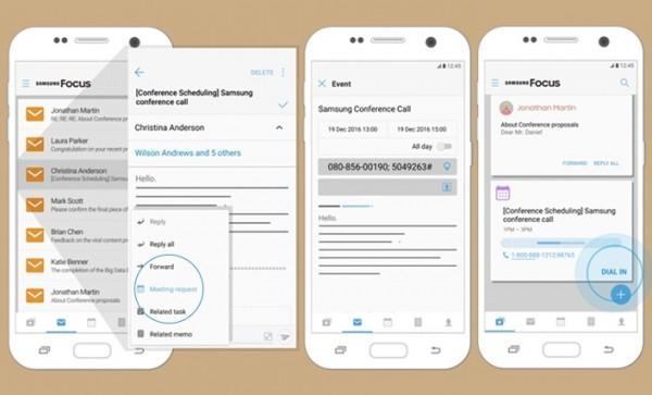 三星打造一体式安卓生产力应用Samsung Focus