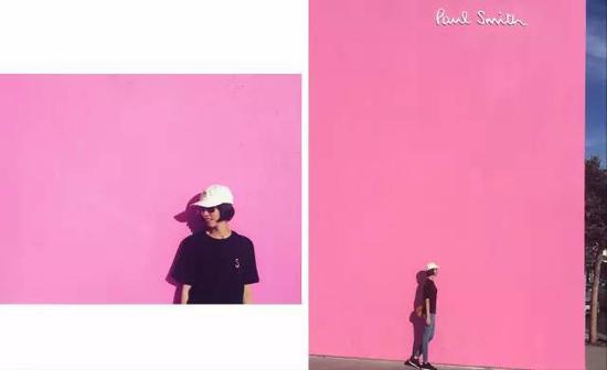 50个少女心爆棚的粉色自拍圣地 你去过哪几个