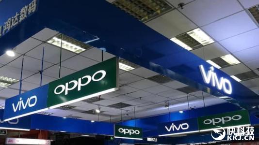OPPO/vivo手机销量大爆发!联发科老大登门拜访