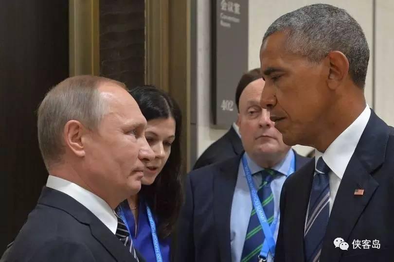 媒体:美俄又互相伤害了,2017有好戏看了