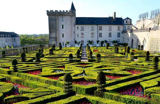 法媒盘点本国最美六大花园 尽显浪漫情调
