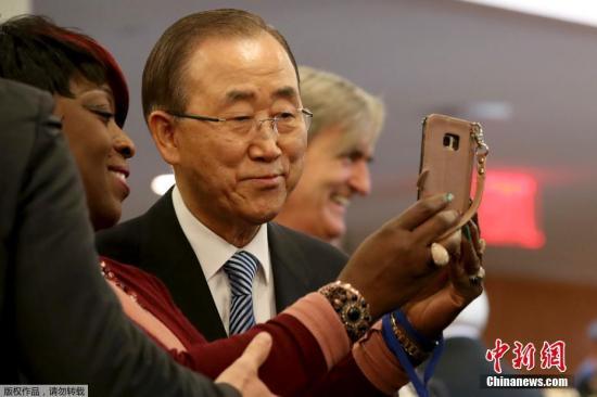 履新啦!联合国新老秘书长交接,看看他们咋表态