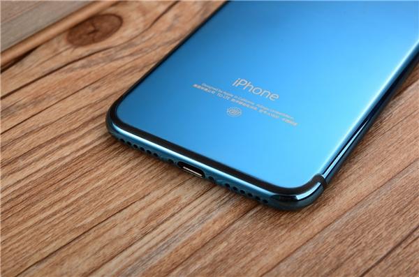 iPhone 7真有蓝色?亮蓝色iPhone 7国内开箱