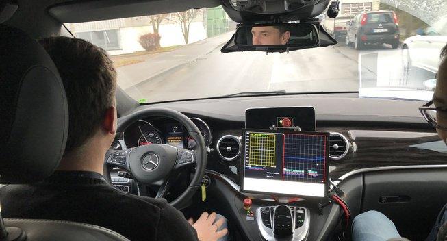 德国批准奔驰自动驾驶汽车路测 最新系统试水