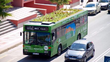 西班牙马德里首次启动单双号限行 降低空气污染
