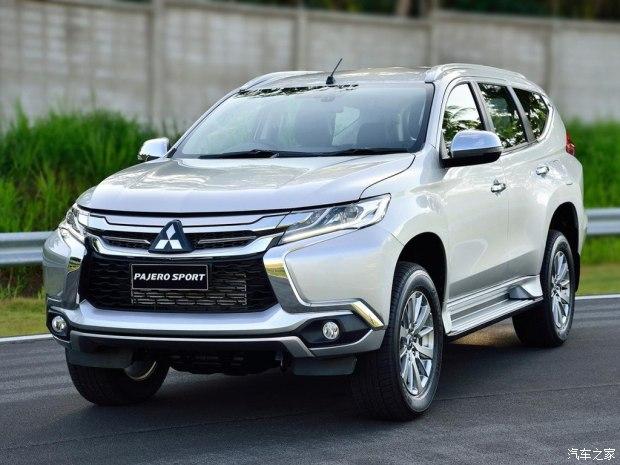 引入两款SUV 广汽三菱2017年新产品计划-新车