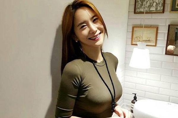 韩版林志玲走红网络