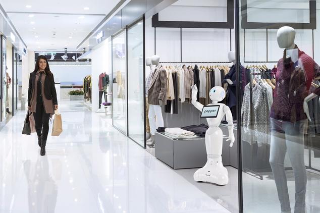 盘点:未来购物流行趋势 机器人虚拟现实扑面而来