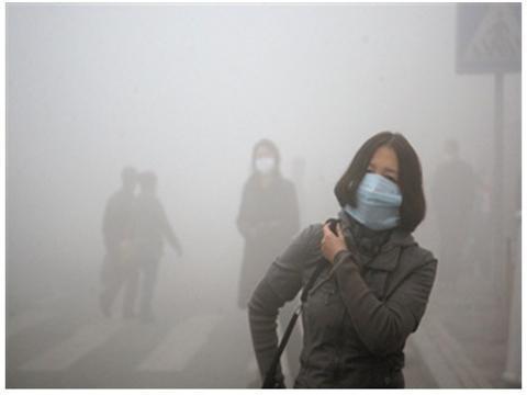 社评:雾霾,时下中国社会的最大烦恼之一