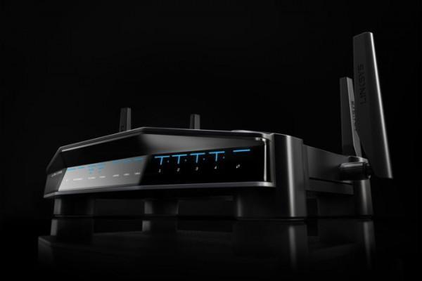 Linksys WRT32X无线游戏路由器发布