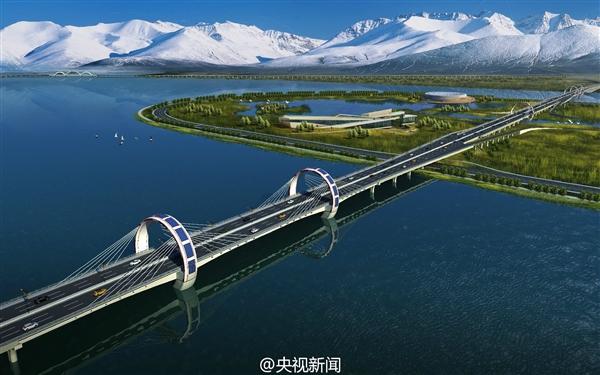 中国又一超级工程:拉萨建全球海拔最高环城路