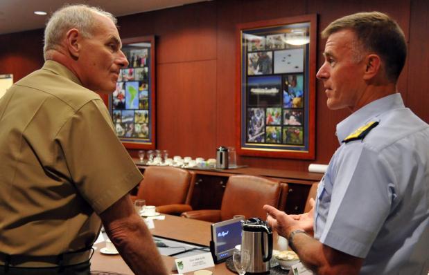 美媒称美国拟在南海永久部署海岸警卫队 菲前议员:刺激