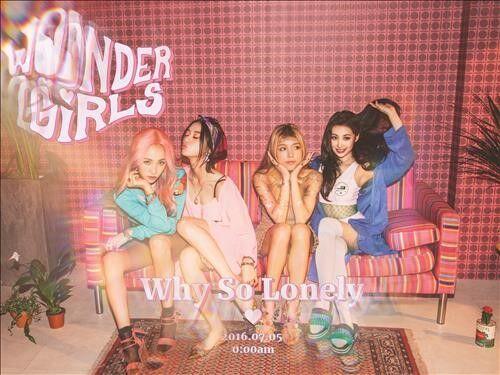 韩女团Wonder Girls本月或告别老东家JYP
