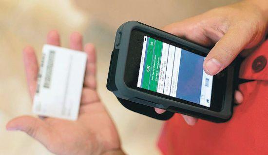 美国执法部门使用新应用程序打击使用假身份证行为