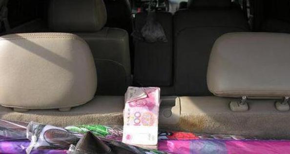 女司机开车去4S店保养 收获意外之财却发怒了