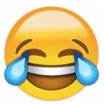 一路哭成全:笑哭脸欢迎球最受到顶符号表情你图指手指头表情包图片