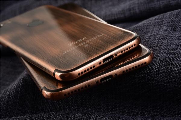 古铜色iPhone 7/7 Plus惊艳亮相!限量供应