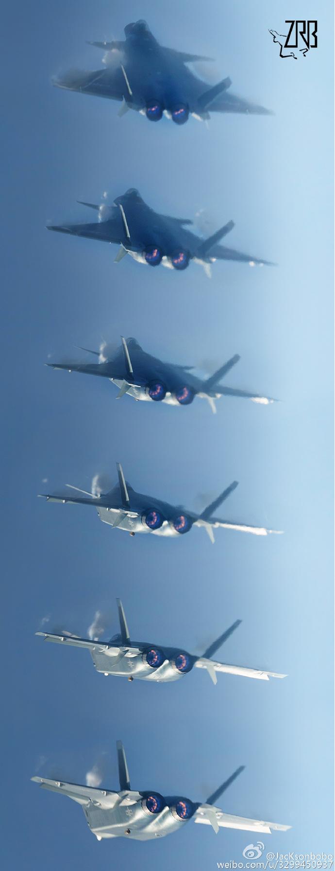 俄媒:歼20机群将把美国航母战斗群逼入绝境