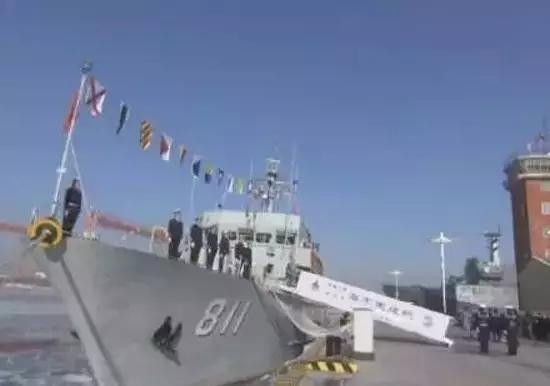 2016中国海军入列舰艇大盘点:总吨位15万吨(图)