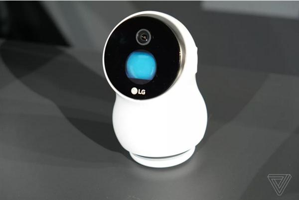 LG Hub Robot机器人管家图赏