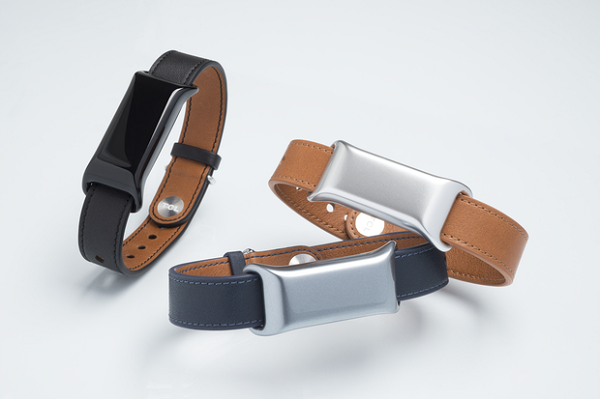 Moveband BT:一款造型时尚的健身追踪器