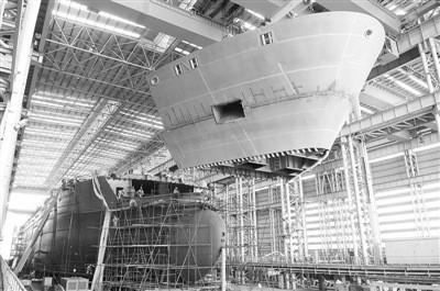 江南造船厂:有信心为海军建造更优质一流舰船