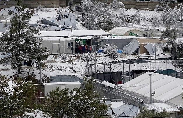 欧洲寒流肆虐至少23人死亡 移民山林中被冻死