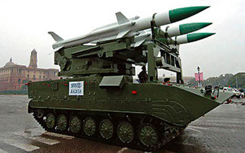 印媒:印度欲售越南国产防空导弹 借此回击中国