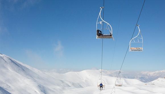 去伊朗滑雪是怎样的体验