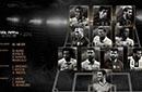 FIFA最佳11人阵容:皇马+巴萨共9人入选 英超0人