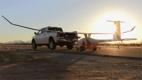 喷气无人机创造56小时飞行纪录 仍有大量燃料剩余