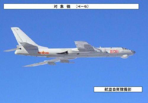 近30架日战机升空应对中方军机 日网民高呼壮观