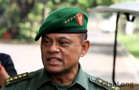 印尼军方司令曾对中国大放厥词 如今被总统斥责