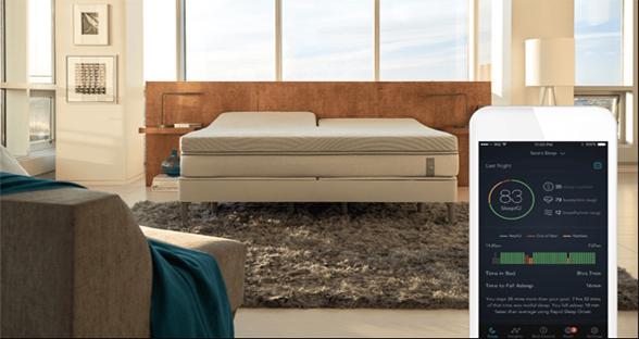 没想到你是这样的智能床 不仅治疗打呼噜还能暖脚