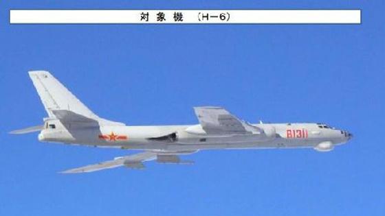 中国 马云/港媒:中国8架军机飞越日本海日网民:壮观!