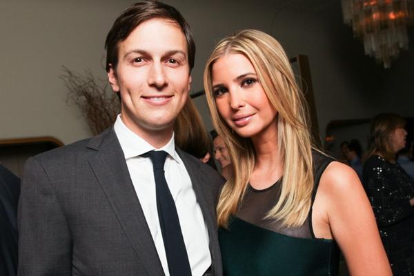 特朗普委任女婿库什纳为白宫高级顾问