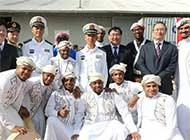 海军第24批护航编队访问沙特