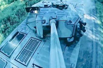 波兰最大军火商发布酷炫宣传片