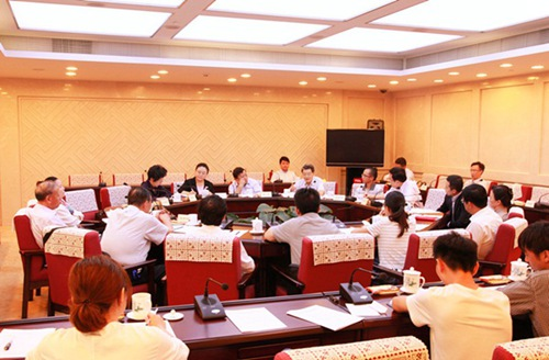 民企参与国际产能合作课题阶段性研讨会在京召开