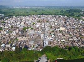 大城所村历史悠久 始建于明代