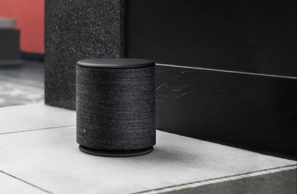 CES 2017:B&O PLAY发布Beoplay M5蓝牙音箱