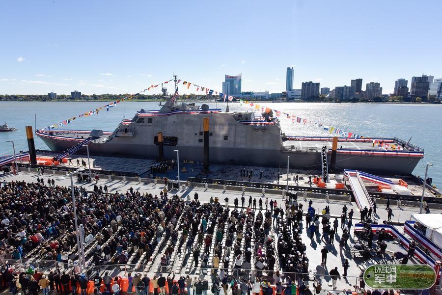 外媒:美军索要5000亿美元拨款大造军舰对付中国