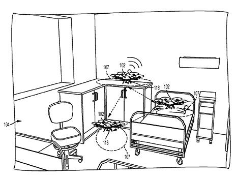 科学家用无人机清洁医院 减少传染病的爆发