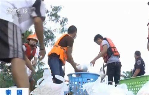 泰国南部洪灾 谨慎前往