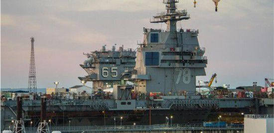 美国海军要大扩张对付中国 但不知道钱从哪来