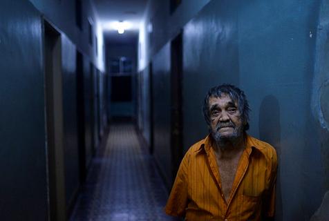 巴西废弃医院中麻风病人与世隔绝