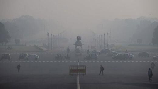 报告称印度每年约120万人死于空气污染 已面临生态灾难