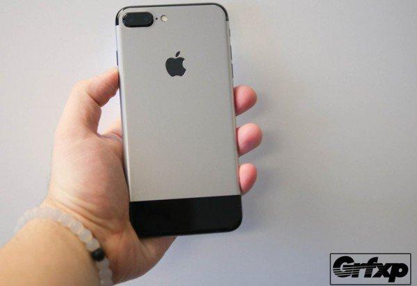 这就是情怀!iPhone 7P 秒变初代 iPhone