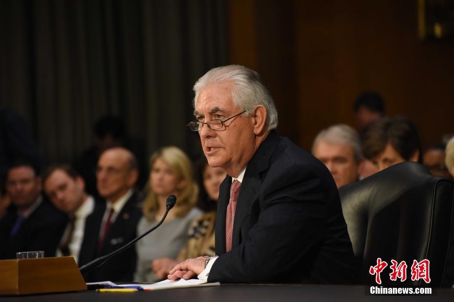 社评:蒂勒森拿什么阻止中国进入南沙岛礁